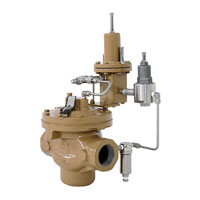 High Performance Pressure Regulator