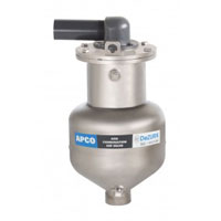 New Apco Combination Air Valve (ASU)