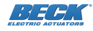 Beck Electric Actuators